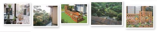 庭のイメージ
