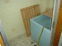 リフォーム前:浴室