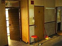 リフォーム後:玄関まわり