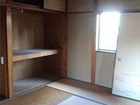 二世帯住宅施工例 リフォーム前:キッチン