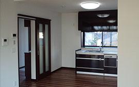 断熱とオール電化でエコな2世帯住宅にリフォーム後画像