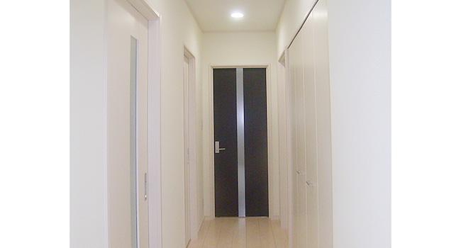 リフォーム後 廊下の写真