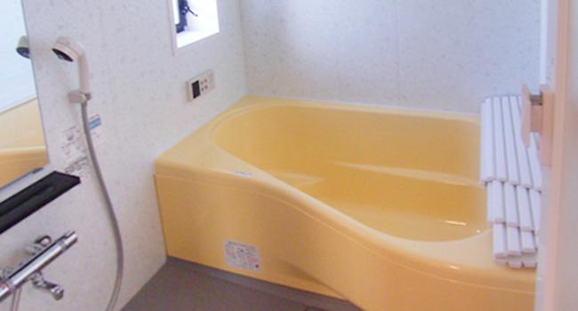 リフォーム後:浴室