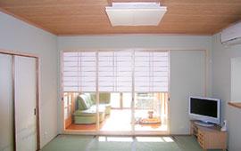 「和」の家に憧れて洋室から広縁付き和室にリフォームリフォーム後画像